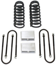 "2004-2010 GMC Canyon 2wd 2/3"" Lowering Kit W/ No Shocks - MaxTrac K330323-NS"