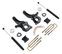 """2015-2017 Chevy Colorado 2wd 6.5"""" Lift Kit W/ Shocks - MaxTrac K880463"""