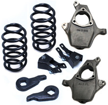 """2000-2006 Chevy Avalanche 2wd/4wd 3/4"""" Lowering Kit - MaxTrac KS331034"""