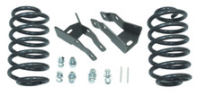 """2015-2018 Chevy Tahoe 2wd/4wd 4"""" Rear Lowering Kit - MaxTrac 201040"""