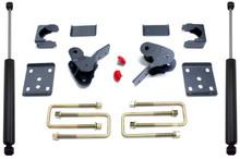 """2009-2014 Ford F-150 2wd/4wd 4"""" Flip Kit W/ Hangers And Rear MaxTrac Shocks - MaxTrac 203440"""