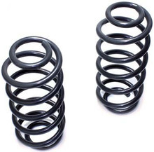 """2000-2006 Chevy Suburban 2wd/4wd 4"""" Rear Lowering Coils - MaxTrac 271040"""