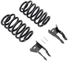 "2007-2014 Chevy Suburban 2wd/4wd 4"" Rear Lowering Kit - MaxTrac 201240"
