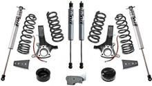 "2009-2018 Dodge RAM 1500 2wd 5.7L V8 HEMI 7""/4.5"" Lift Kit W/ FOX Shocks - MaxTrac K882471F"
