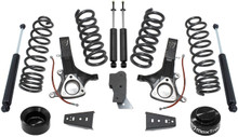 "2014-2018 Dodge RAM 1500 2wd Eco Diesel 6.5""/4.5"" Lift Kit W/ Shocks - MaxTrac K882464"