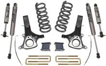 """2002-2008 Dodge RAM 1500 5.7L V8 HEMI 2wd 7""""/4"""" Lift Kit W/ FOX Shocks - MaxTrac K882171F"""