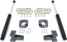 """2009-2014 Ford F-150 2wd W/O Factory Blocks 2.5""""/4"""" Lift Kit W/ Rear MaxTrac Shocks - MaxTrac 903141"""