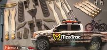 """2017-2018 Ford F250/350 4wd 6"""" Radius Arm Drop Lift Kit W/ FOX Shocks - MaxTrac K883362F"""