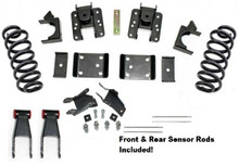 "2015-2018 GMC Sierra Denali 1500 4wd Premium 2/4""  or 2/5"" Drop Kit - 34150MR"