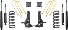 "1998-2010 Ford Ranger 2wd 6 Cyl 6/3"" Lift Kit - MaxTrac K883063B-6"