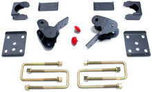 "2004-2008 Ford F-150 2wd/4wd 4"" Rear Flip Kit With Hangers - MaxTrac 303140"