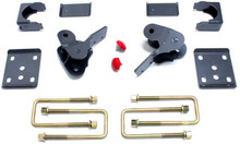 "2009-2014 Ford F-150 2wd/4wd 4"" Rear Flip Kit With Hangers - MaxTrac 303440"
