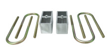 """1982-2004 Chevy S-10 4"""" Block And U-Bolts - MaxTrac 430040"""