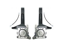 """2007-2018 Toyota Tundra 2wd 3.5"""" Lift Spindles W/ Extended Brake Lines - MaxTrac 706735"""