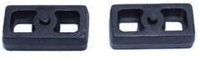 """2001-2010 GMC Sierra 1500HD 2wd/4wd 1"""" Cast Lift Blocks - MaxTrac 810010"""