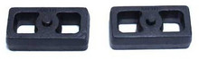 "1988-1998 Chevy Tahoe 2wd 1"" Cast Lift Blocks - MaxTrac 810010"