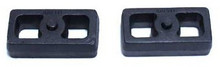 "1998-2010 Ford Ranger 2wd Coil Suspension (Non Stabilitrak) 1"" Cast Lift Blocks - MaxTrac 810010"