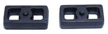"2004-2018 Nissan Titan 2wd/4wd 1"" Cast Lift Blocks - MaxTrac 810010"