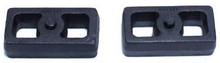 """2001-2010 GMC Sierra 1500HD 2wd/4wd 1.5"""" Cast Lift Blocks - MaxTrac 810015"""