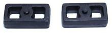 """2001-2010 GMC Sierra 2500 HD 2wd/4wd 1.5"""" Cast Lift Blocks - MaxTrac 810015"""