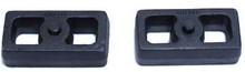 """1999-2006 GMC Sierra 1500 2wd 2"""" Cast Lift Blocks - MaxTrac 810020"""