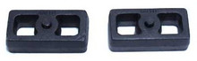 "1994-2001 Dodge RAM 1500 2wd 2"" Cast Lift Blocks - MaxTrac 810020"