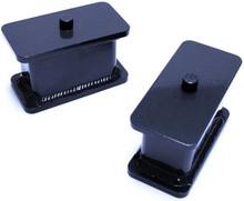"""1999-2006 GMC Sierra 1500 2wd 4"""" Fabricated Lift Blocks - MaxTrac 810040"""