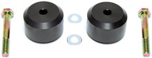 """2005-2016 Ford F-350 Super Duty 4wd 2"""" Lift Aluminum Coil Bucket Spacers (Bottom Mount) - MaxTrac 833720"""