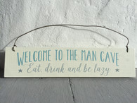 East Of India - Man Cave Sign