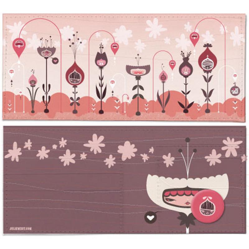 MPH Artist Series Poketo Wallet : Julie West