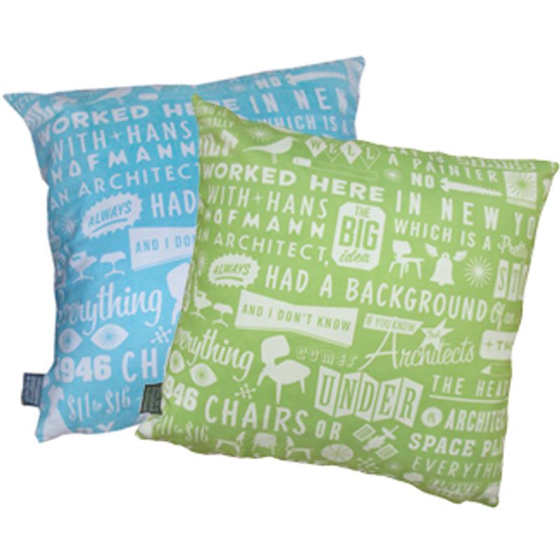 Eames Pillow