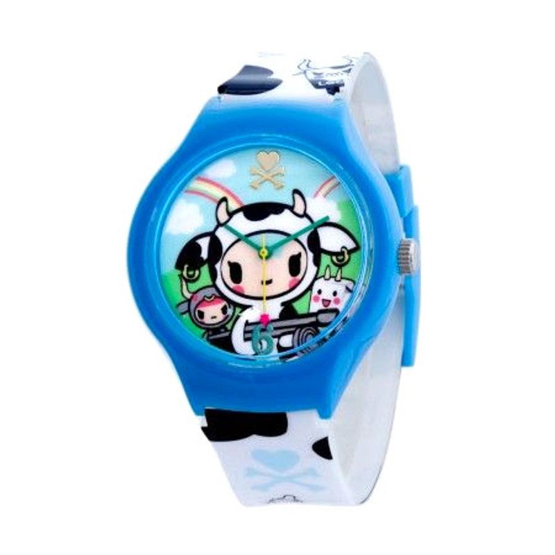 Tokidoki Watch : Moofia