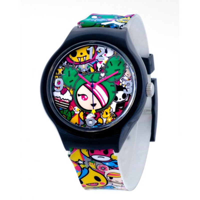 Tokidoki Watch : Iconic