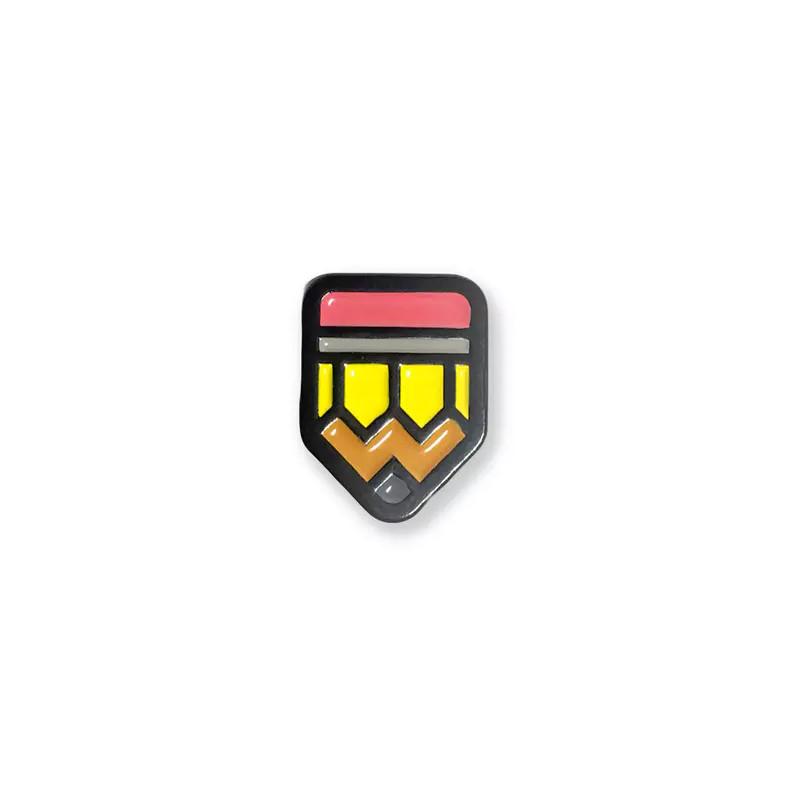 Pin-Cil : the Designer's Pin