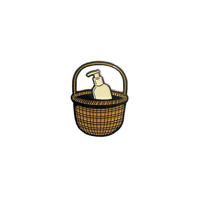 Lotion Basket Pin