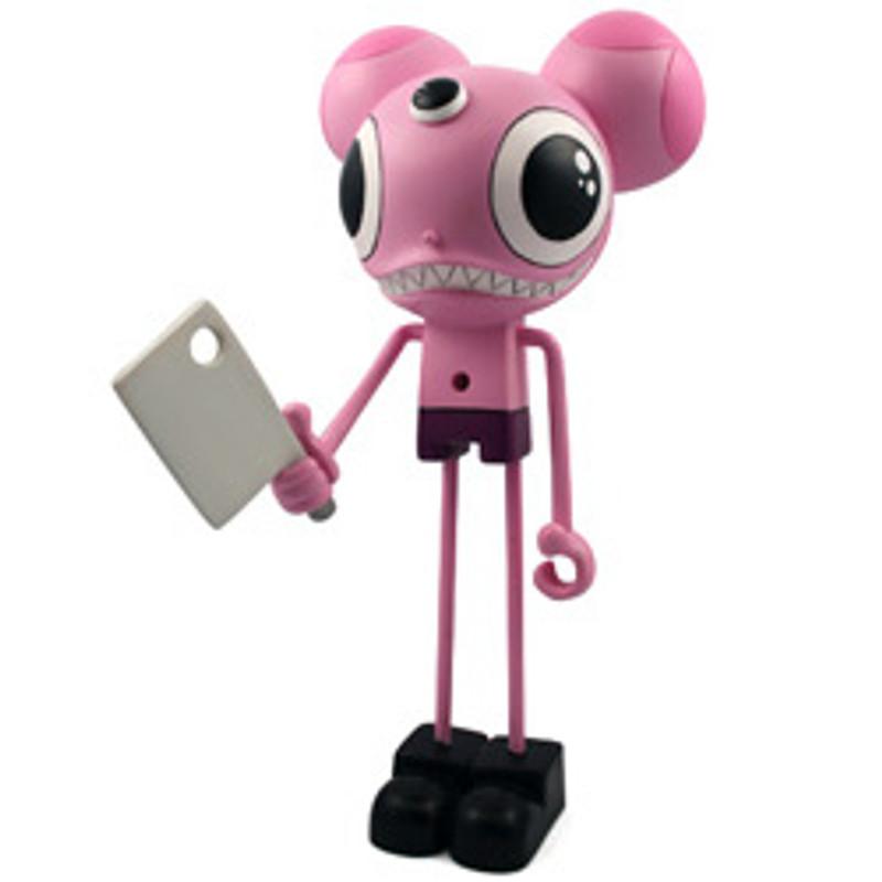 Space Monkey  Pink