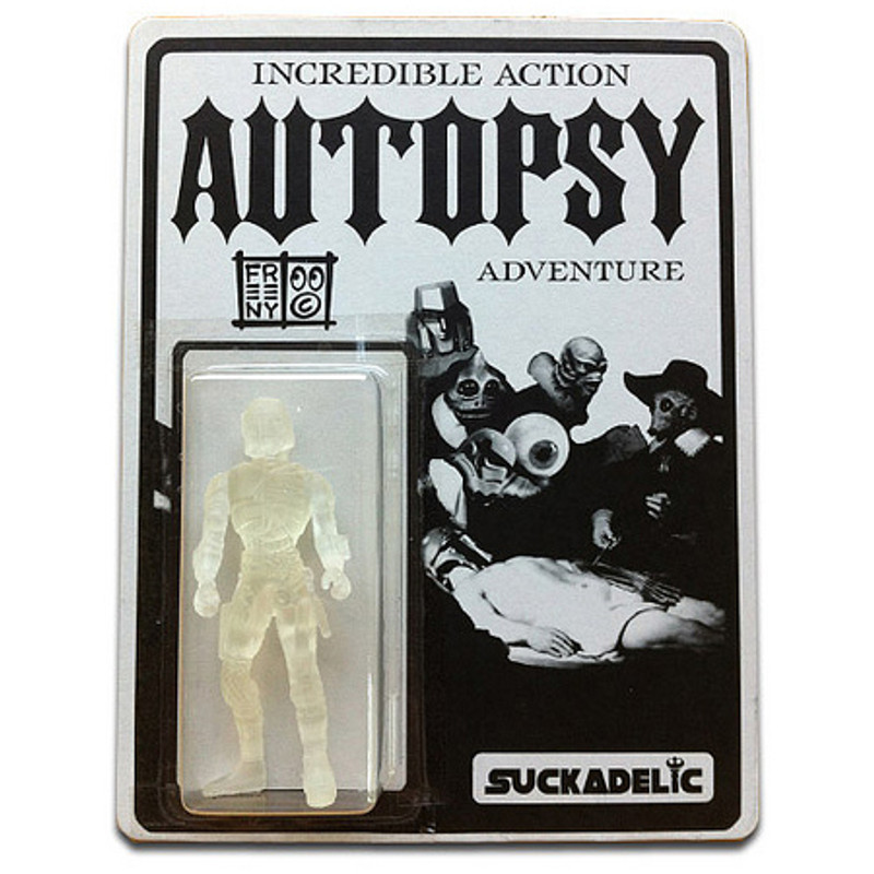 Incredible Action Autopsy Adventure