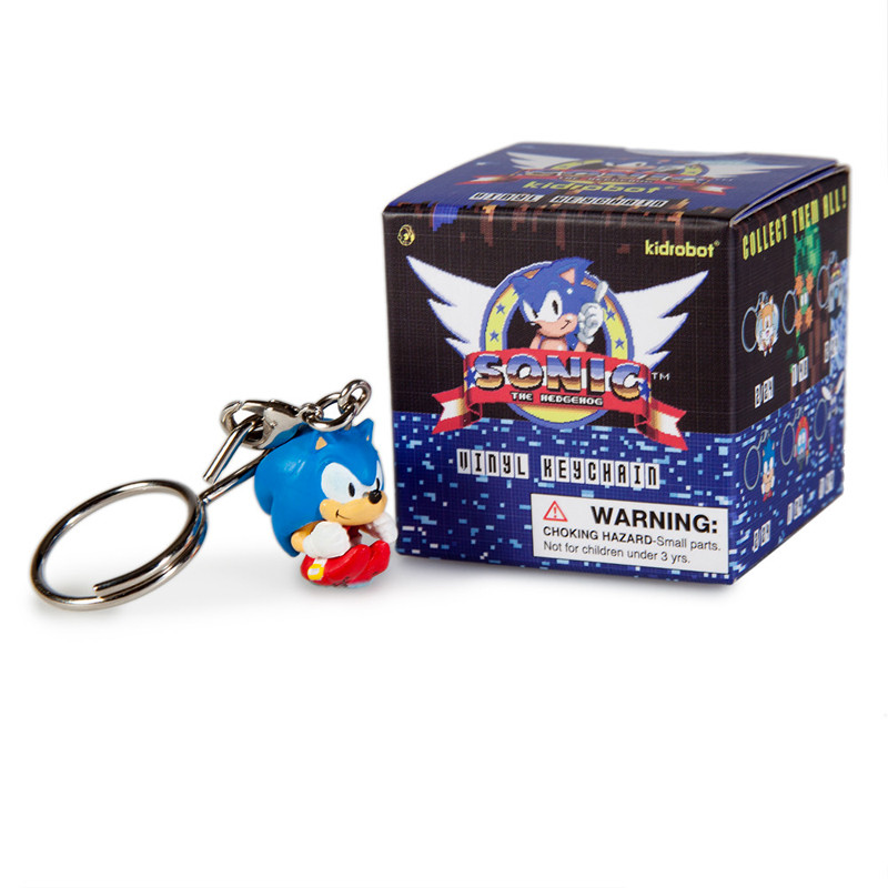 Sonic the Hedgehog Keychain Series : Blind Box