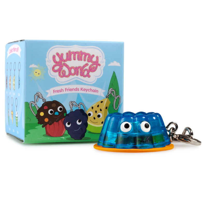 Yummy World Fresh Friends Keychains : Blind Box PRE-ORDER SHIPS MAY 2017