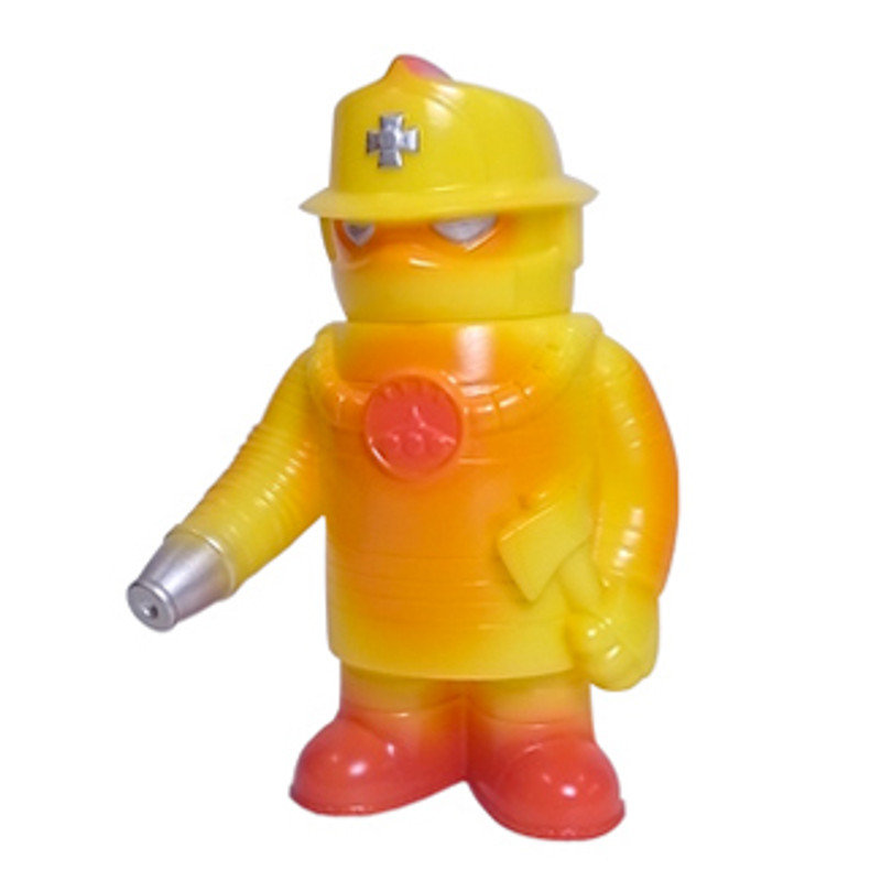 Fire Robo : Yellow