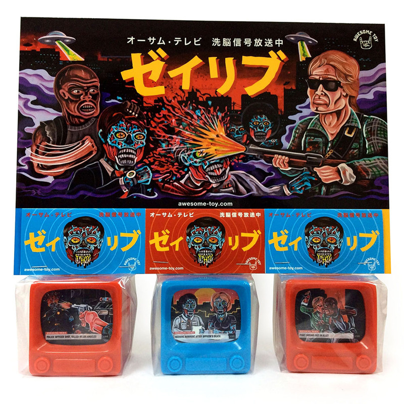 Awesome TV Series 2 : Edition 1 Set of 3
