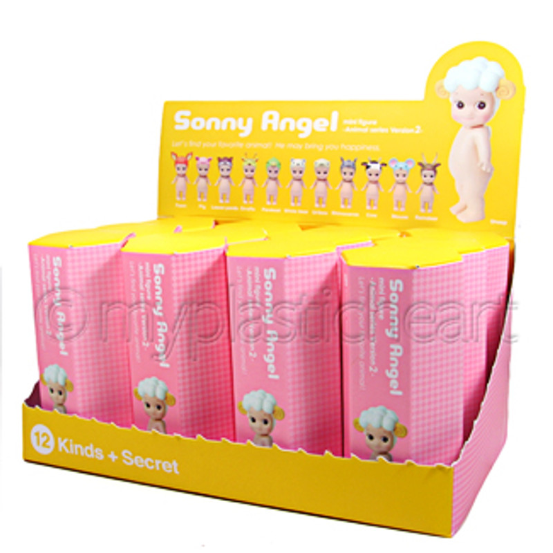 Sonny Angel : Animal Series 2 Case of 12