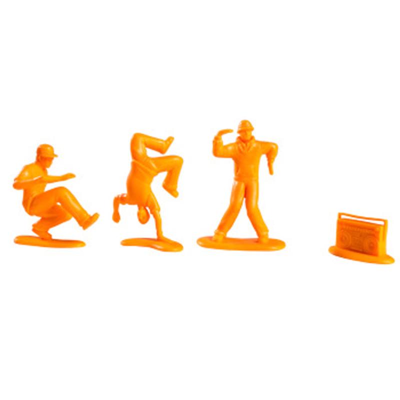 All City Breakers : 20 Pack Orange
