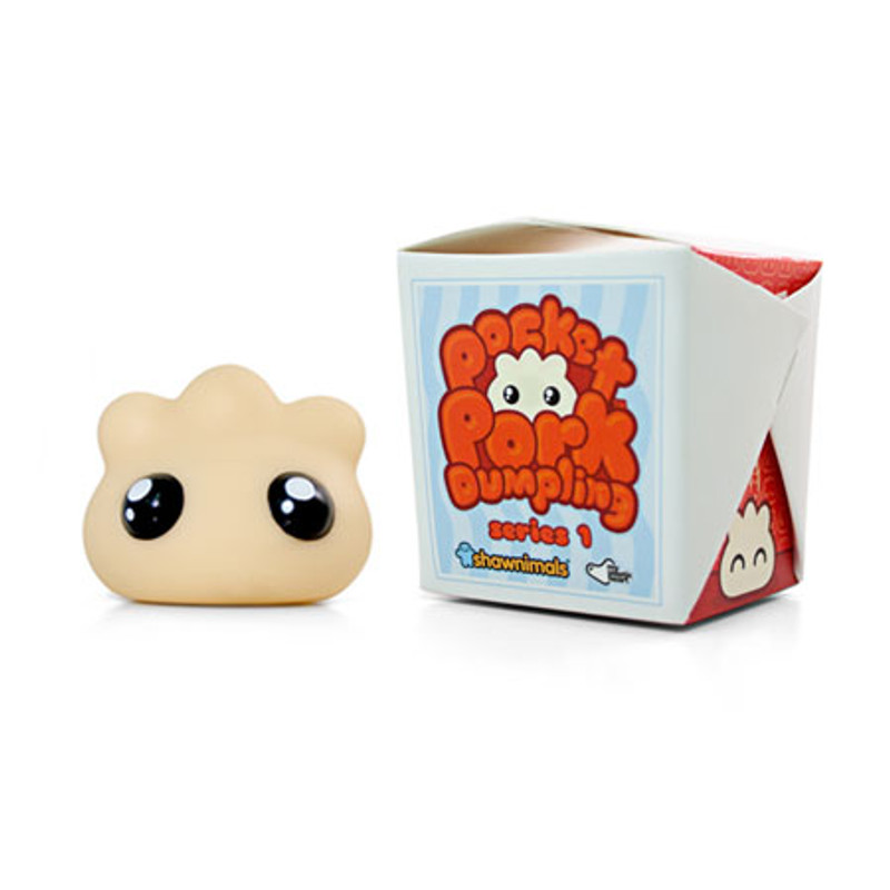 Pocket Pork Dumpling Series 1 : Blind Box
