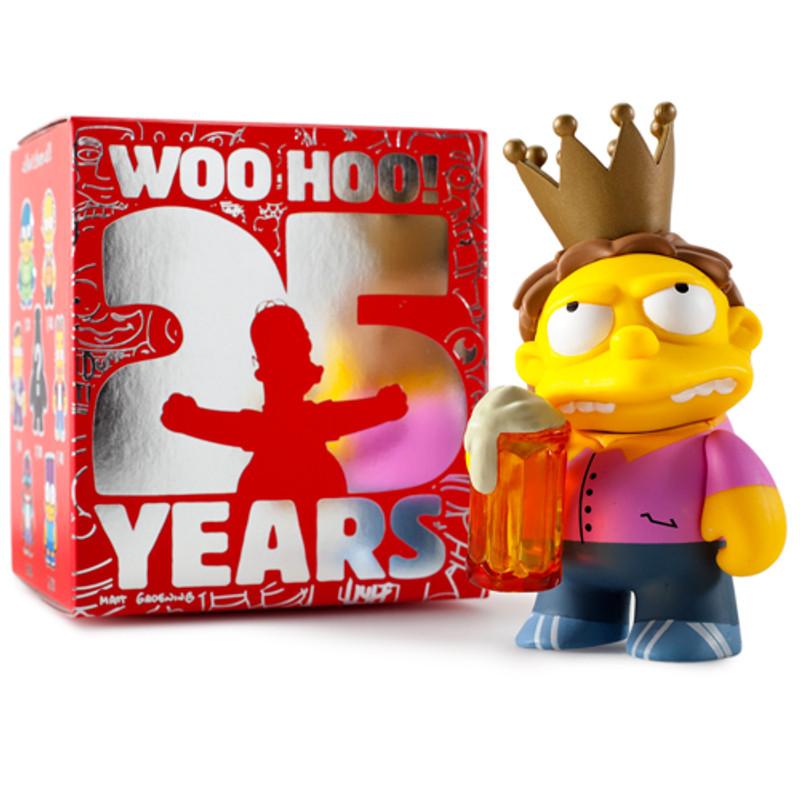 Simpsons 25th Anniversary Mini Series Blind Box