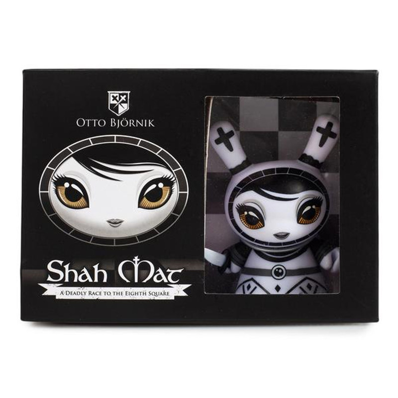 Shah Mat Dunny Chess Series : 2pc Blind Box