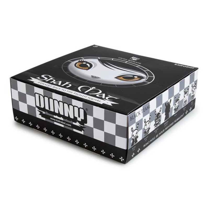 Shah Mat Dunny Chess Series : Case of 8
