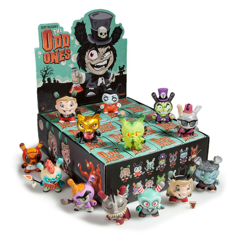 The Odd Ones Dunny Mini Series : Case of 20