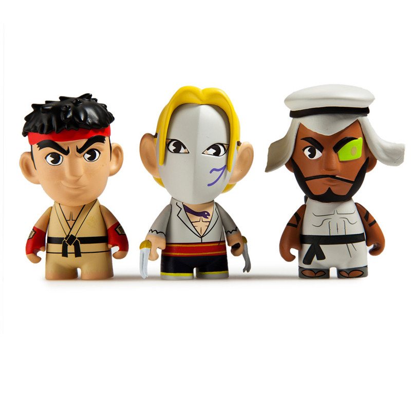 Street Fighter V : Blind Box