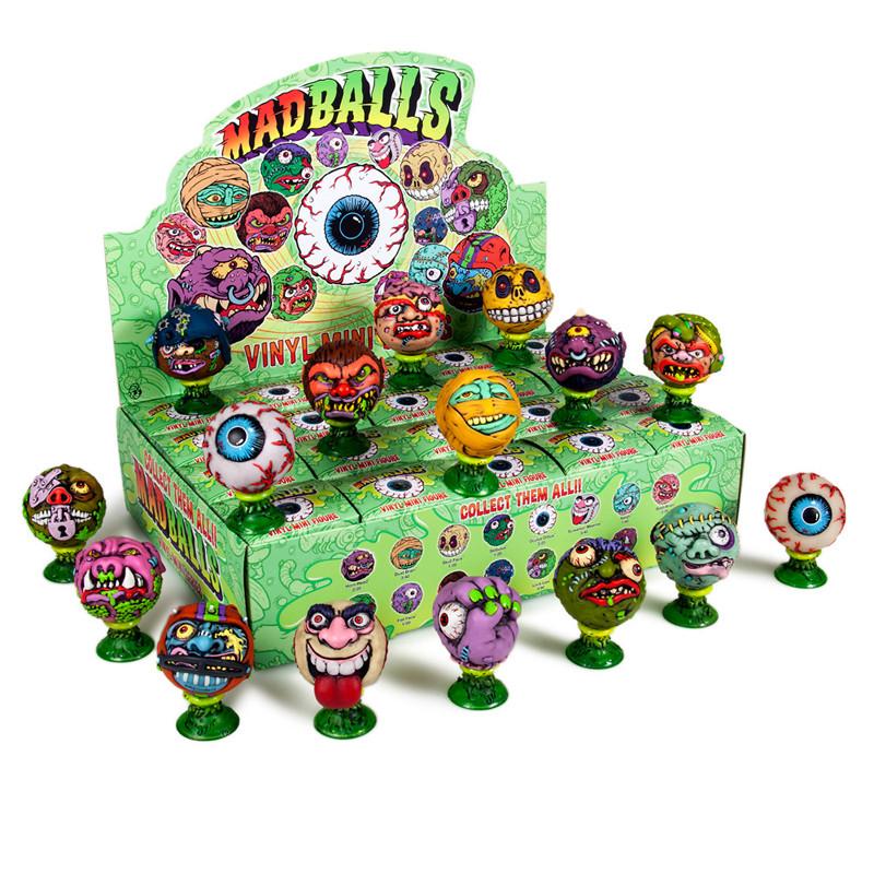 Madballs Mini Series : Case of 20